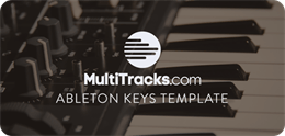 Ableton Keys Template