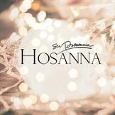Hosanna (Nació el Salvador)