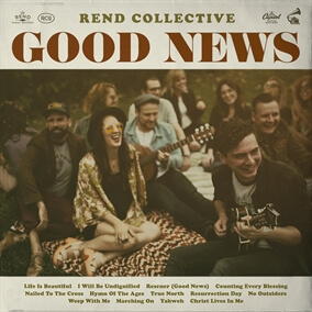 Christ Lives In Me By Rend Collective