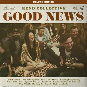 I Will Be Undignified (Live in Belfast) By Rend Collective