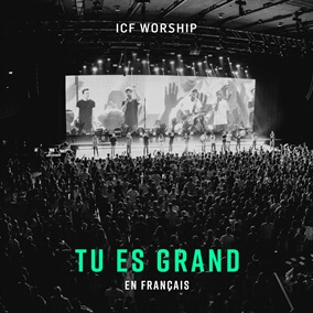 Mon roi (feat Matt Marvane) de ICF Worship
