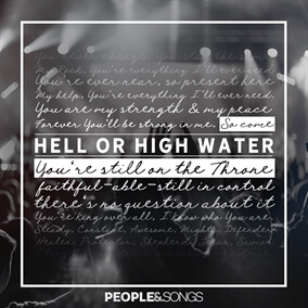 Hell or High Water by People & Songs