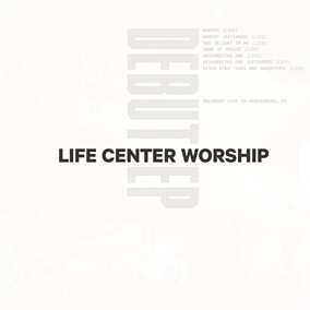 You Delight in Me (Live) Par Life Center Worship