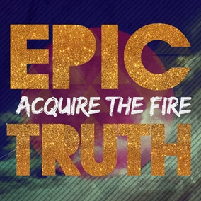 God Victorious By Acquire The Fire