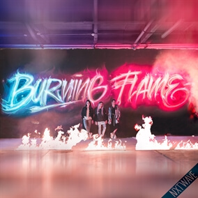 Burning Flame Por Su Presencia