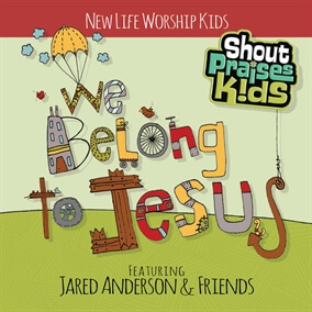 Strong God de New Life Worship Kids