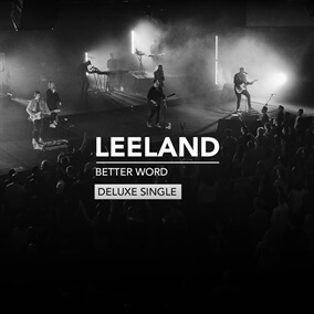 Better Word (Single Version) de Leeland