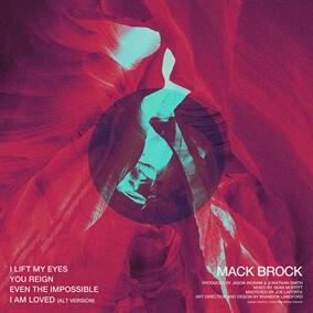I Lift My Eyes (Studio Version) By Mack Brock