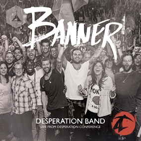 Banner By Desperation Band