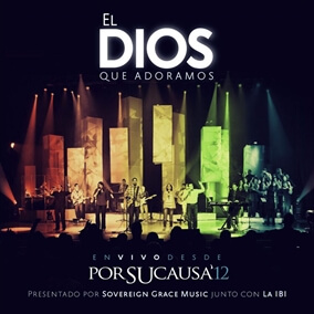 Allí en la Cruz By Sovereign Grace Music