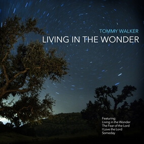 Living in the Wonder By Tommy Walker