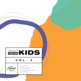 Alive In You Por Worship Together Kids