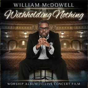 Can't Live Without You By William McDowell