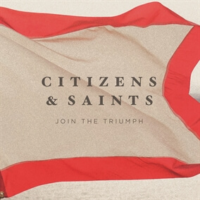 There Is A Fountain Por Citizens & Saints
