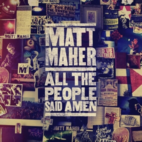 Lord, I Need You By Matt Maher