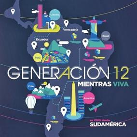 Arde Mi Ser By Generación 12