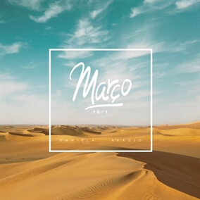 Música de Março Por Daniela Araújo