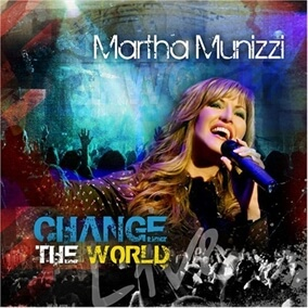 Change The World By Martha Munizzi