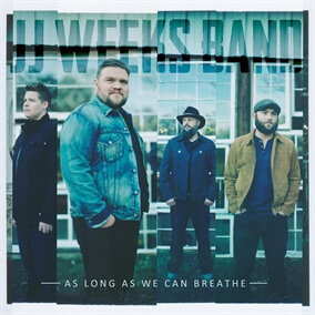 Ahead Of Me de JJ Weeks Band