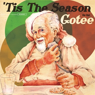 'tis the Season to Be Gotee