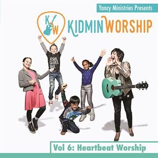 Kidmin Worship Vol. 6: Heartbeat Worship