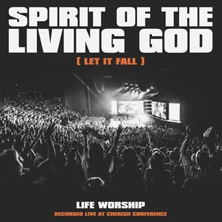 Spirit of the Living God (Let It Fall)
