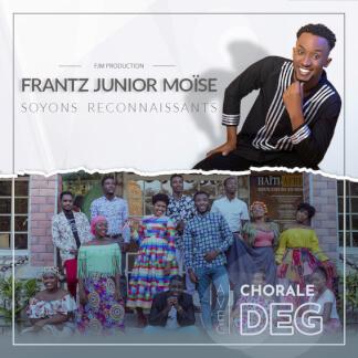 Soyons reconnaissants (feat. Chorale DEG) - Single