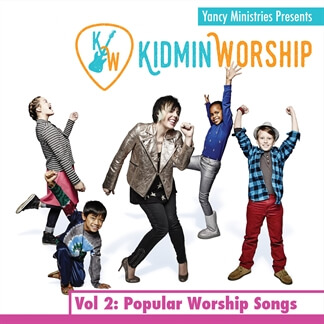 Kidmin Worship Vol. 2: Popular Worship Songs