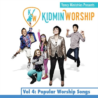 Kidmin Worship Vol. 4: Popular Worship Songs