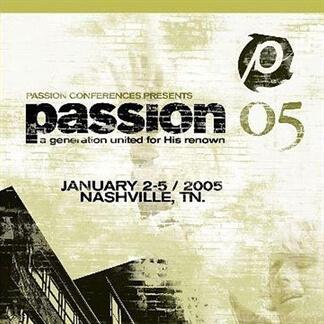 Passion 05 (Live)