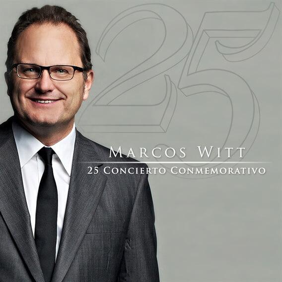 marcos witt 25 conmemorativo cd