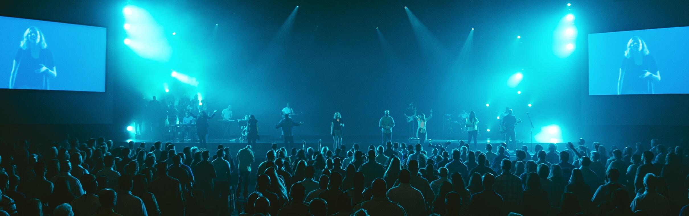 Healing Place Worship