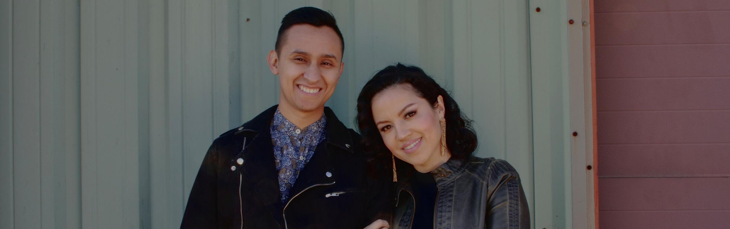 Mariel y Diego