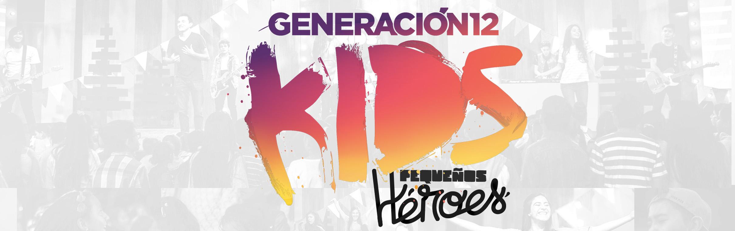 Generación 12 Kids