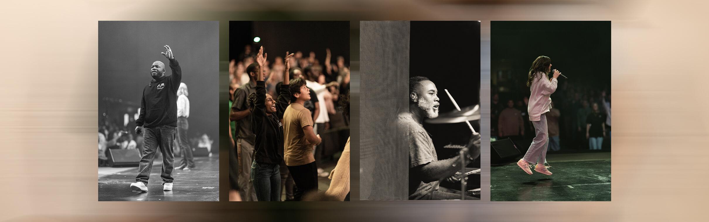 Calvary Worship Live