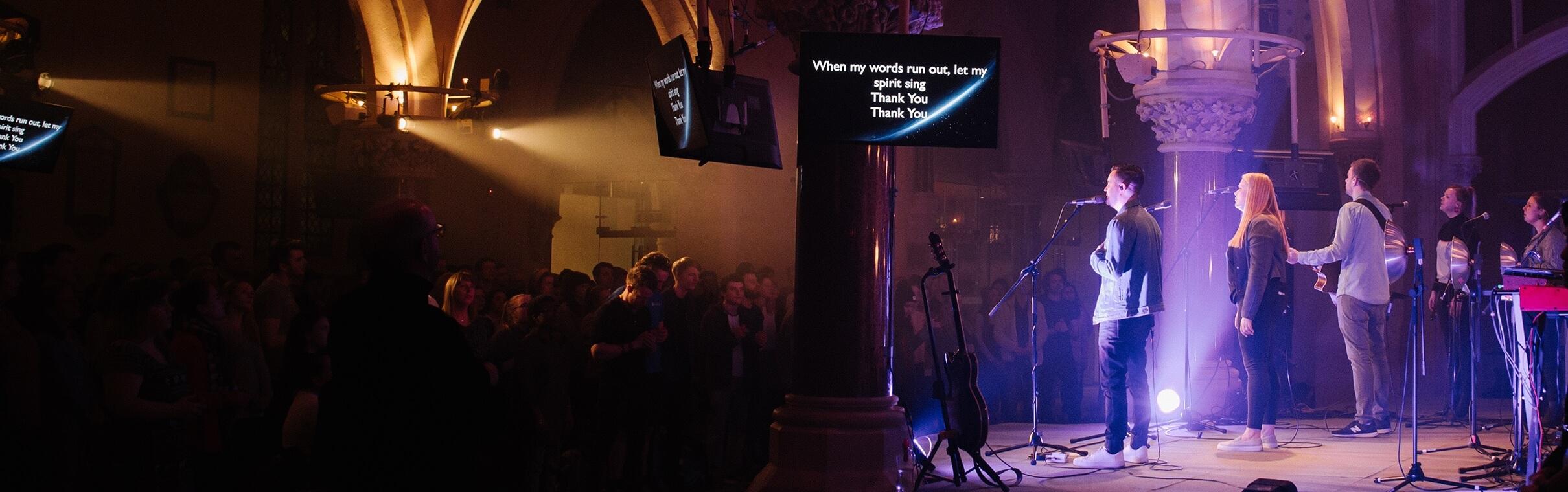 St Aldates Worship