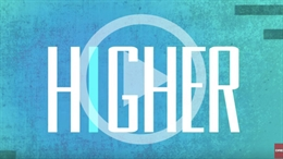 Higher (Lyric Video)