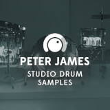 Studio Drum Samples Peter James