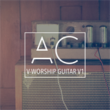 V-Worship Guitar Vol 1 Anthony Catacoli