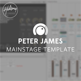 Peter James MainStage Template Peter James