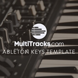 Ableton Keys Template MultiTracks.com