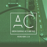 Green Essentials:  AC15 Amp Pack Version 2.0 Anthony Catacoli