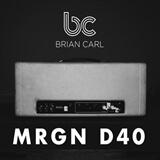 MRGN D40 Brian Carl