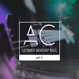 Ultimate Worship Bass Vol. 1 Anthony Catacoli