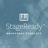 StageReady MainStage Template MultiTracks.com