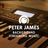 Background Streaming Music Peter James
