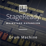 Drum Machine - StageReady MainStage Expansion MultiTracks.com