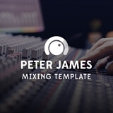 Mixing Template Peter James