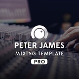 Mixing Template PRO Peter James
