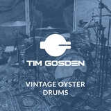Vintage Oyster Drums Tim Gosden